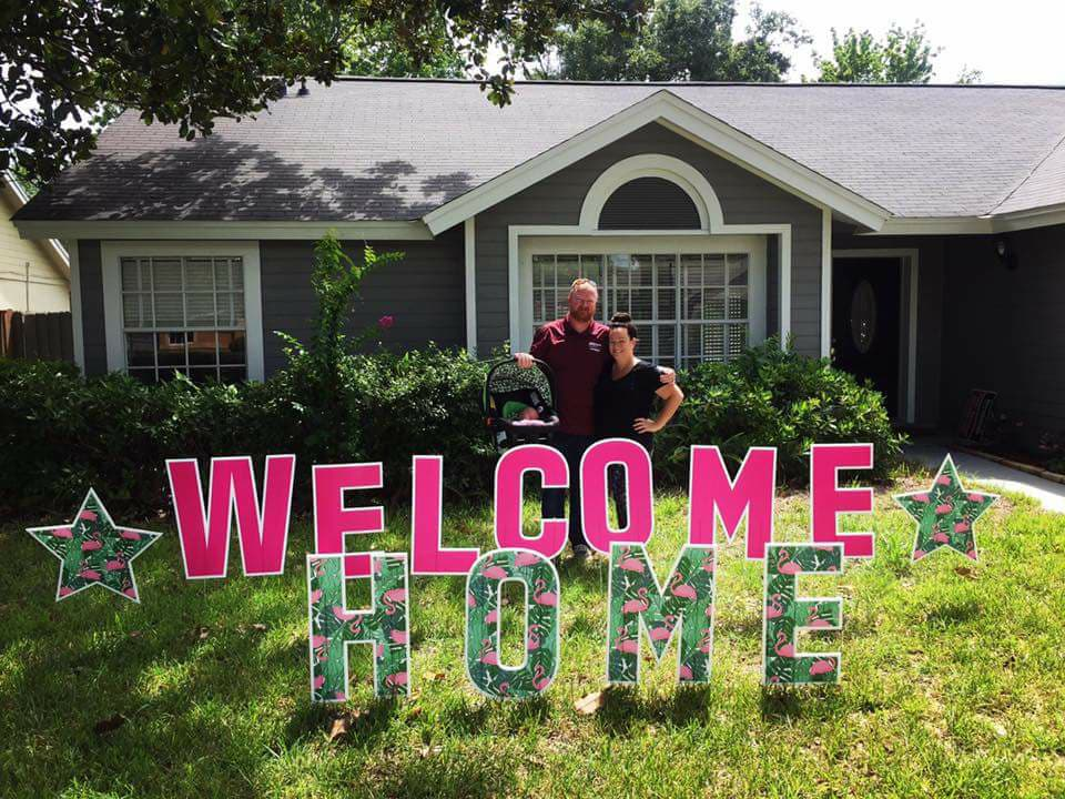 welcomehome home buyers
