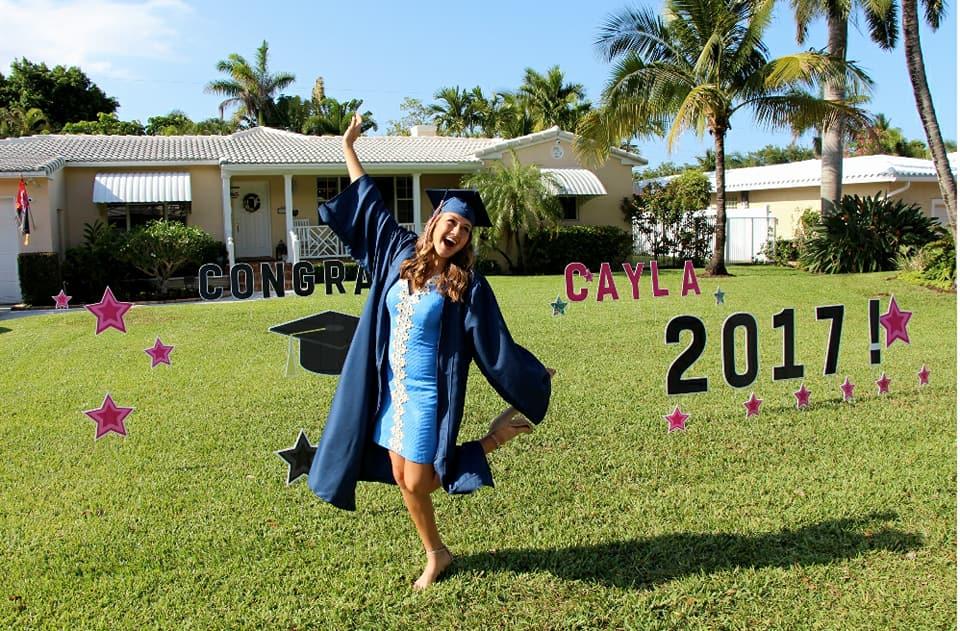 Congratulation Cayla