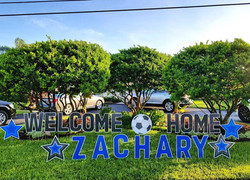 Welcomhome soccer