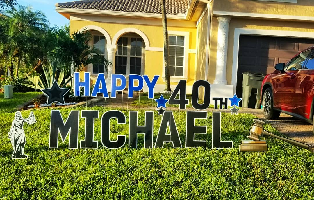michael 40th legal