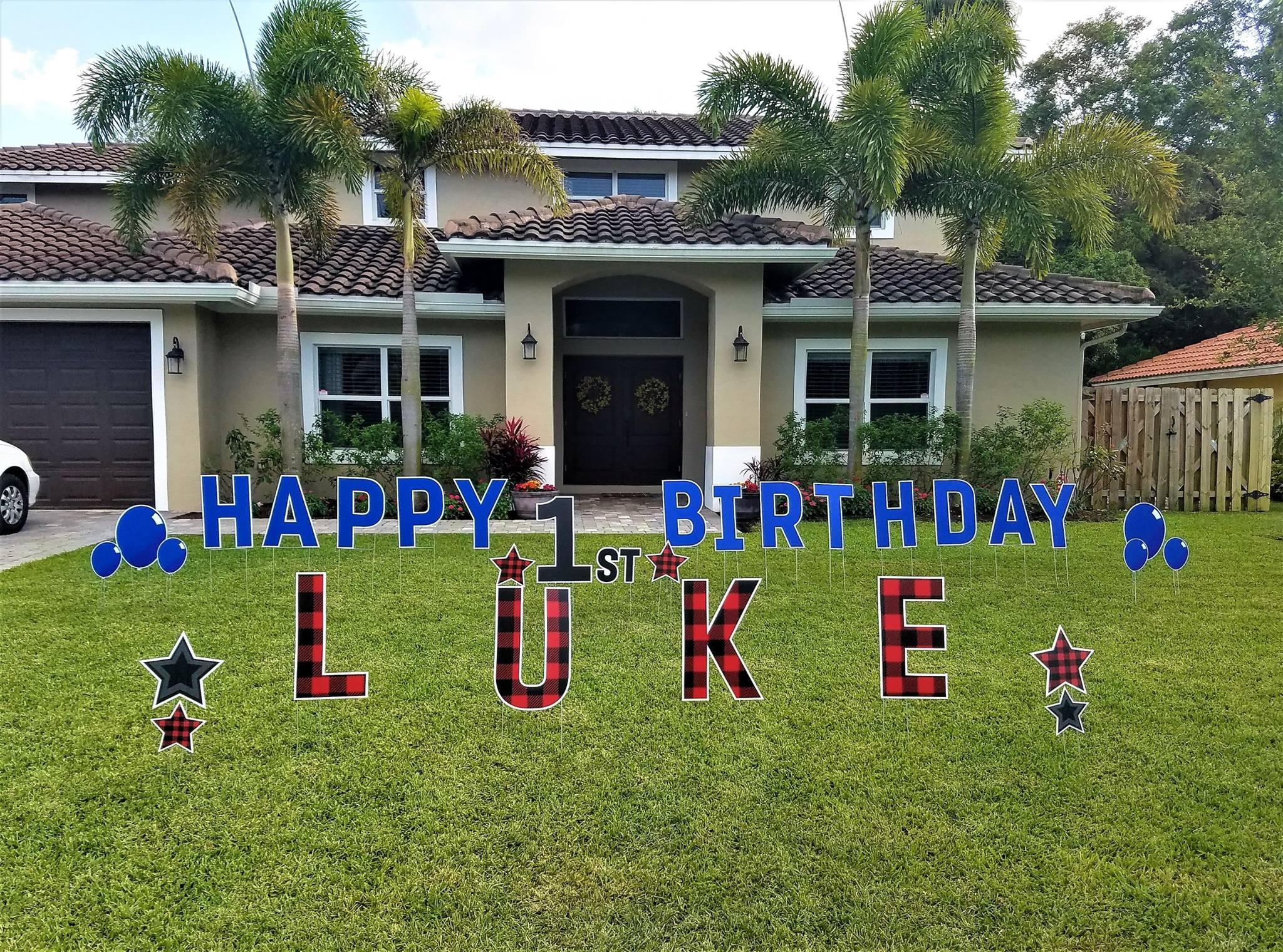 1st Birthday Celebration