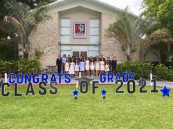 Grand View Prep Graduation