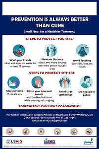 Prevention is better than cure poster_im