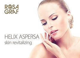 Werbeplakat von Rosa Graf