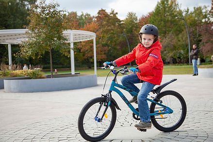 Детский велосипед Prime ABV 18