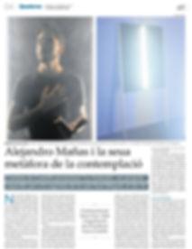 Contemporary art Alejandro Mañas Arte Artista