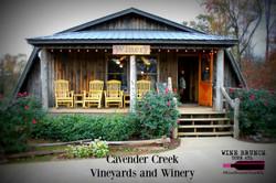 Cavender Creek Vineyards and Winery