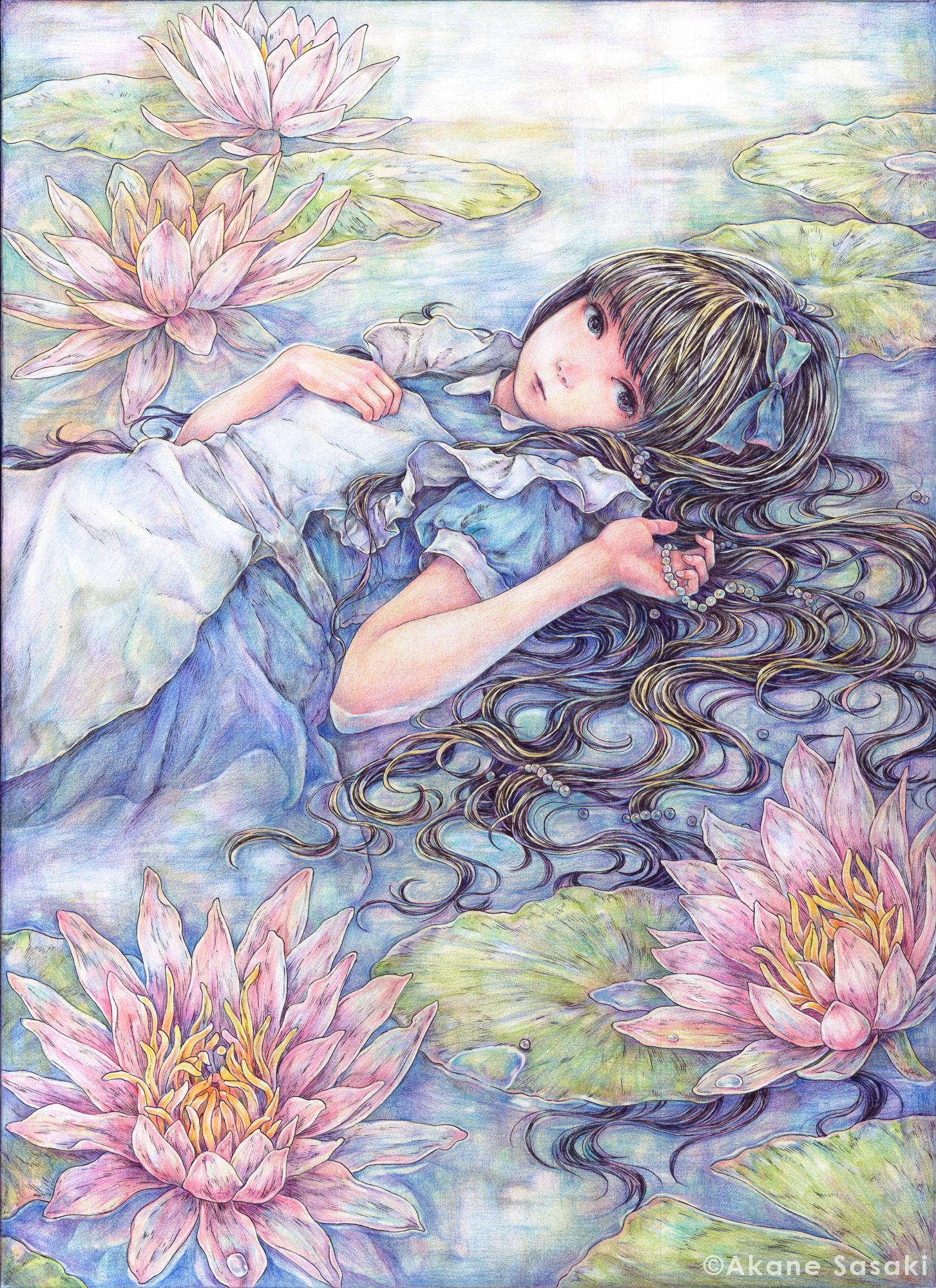 アリスの涙の池Ⅱ