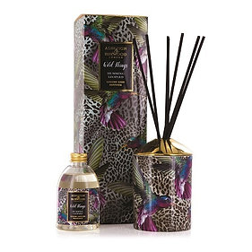 AB743 Humming Leopard Wild Things 200ml Reed Diffuser