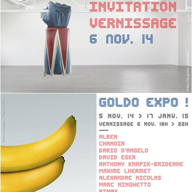 GOLDO EXPO I Galerie Sakura