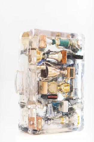 Suitcase cups