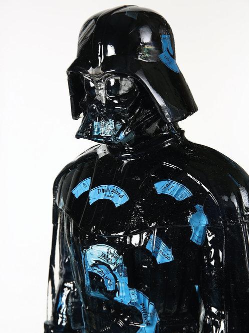 Affiche Darth Vader Vinyles