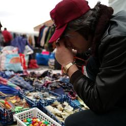 Feira da ladra- Flea market
