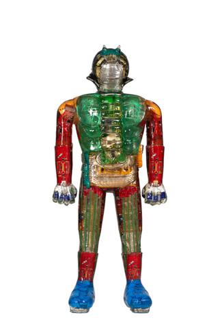 Kamen rider motherboard