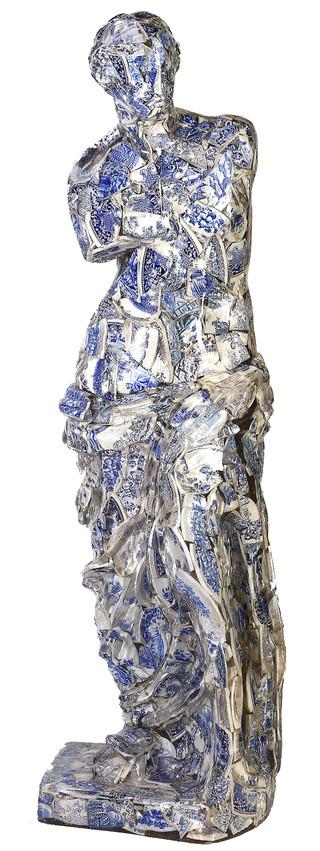Venus de Milo Delft blue
