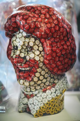 Ronald caps