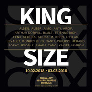 KING SIZE I Cox Gallery