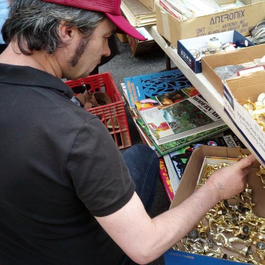 Chelsea flea market