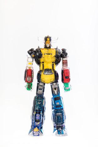 Goldorak cars