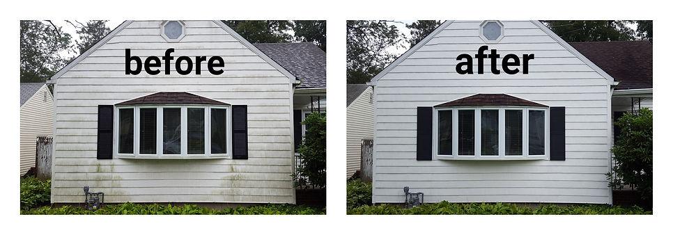 House Washing New Jersey Power Washing New Jersey