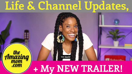Life Update, Channel Update, and my NEW TRAILER!!!