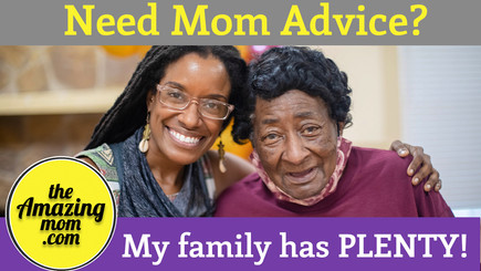 """""""Mom Advice from the Women in My Family:"""" a Family Vlog"""