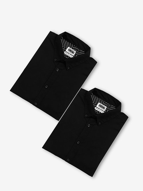 Casual Shirt Combo (Pack of 2 Units)