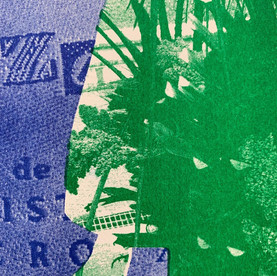 Save The Planet- Riso Print