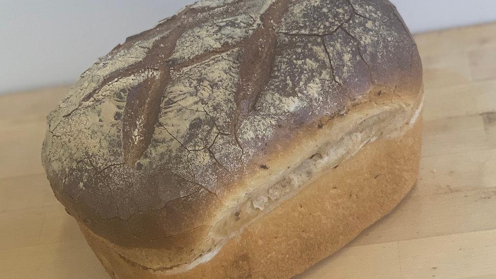 Onion Sour Dough Loaf
