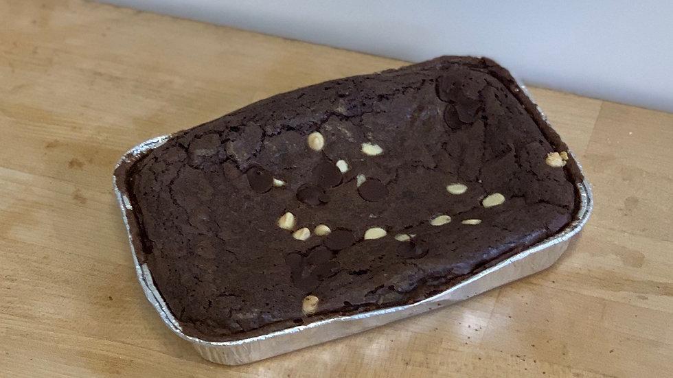 Brookie Half Tray Bake