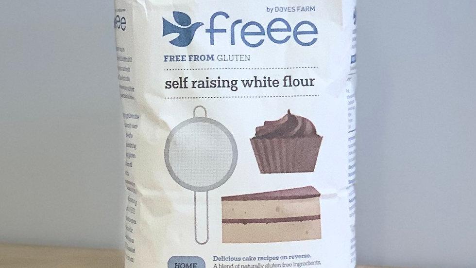 Self Raising White Gluten Free Flour