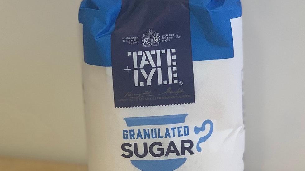 1kg Granulated Sugar