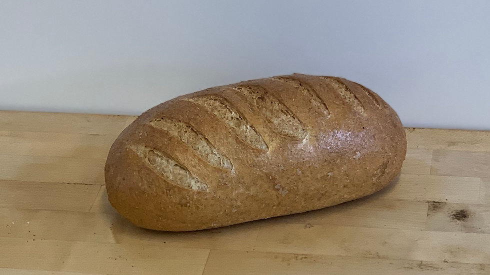 Small Wholemeal Bloomer