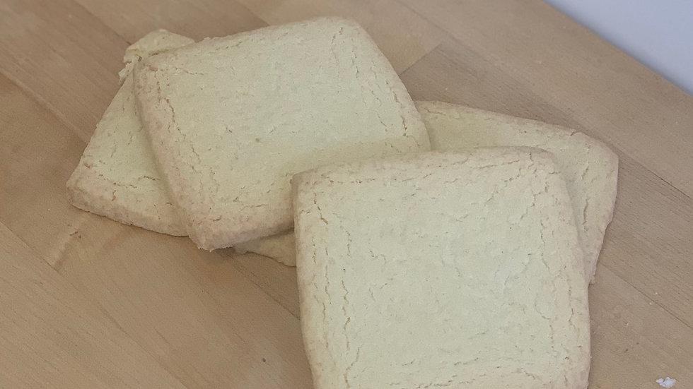 Bag of Shortbread (4 Plain Shortbread)