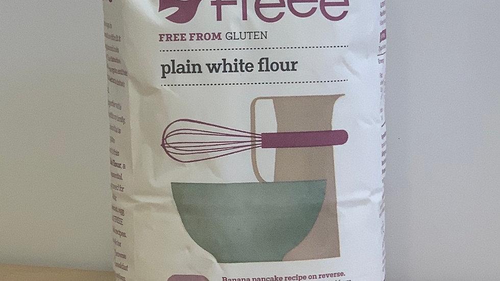 Plain White Gluten Free Flour