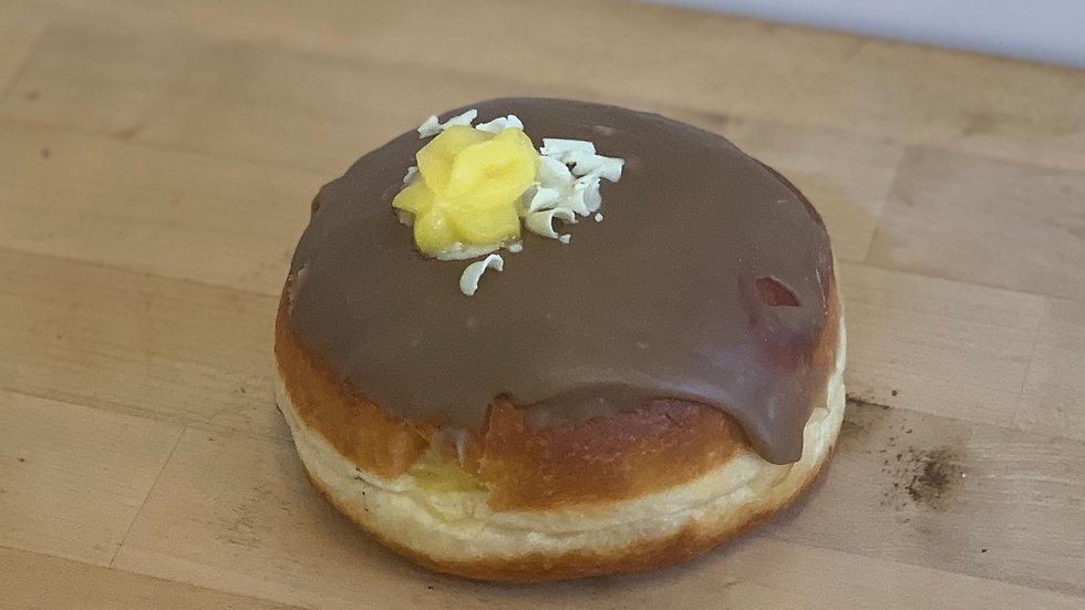 Coffee fill Donut