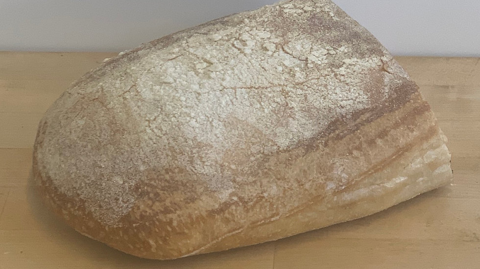 Sour Dough 1/2 Bloomer