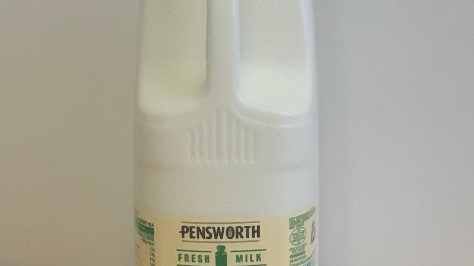 4 Pints Semi-Skimmed Milk