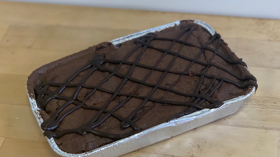 Brownie 1/2 Traybake