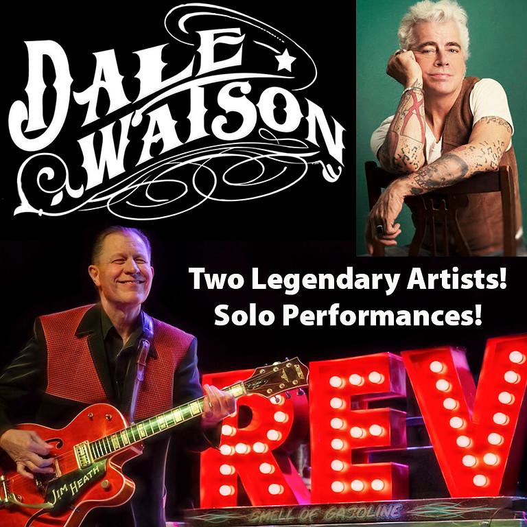 Rev Horton Heat & Dale Watson SOLO SHOW