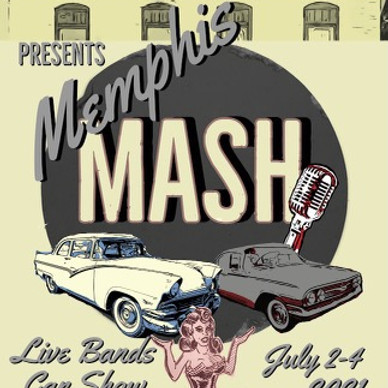 Memphis Mash Saturday Only Pass