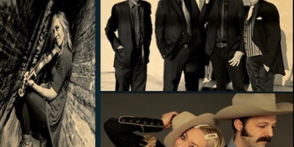 Katie Shore & the Memphis Swing Band