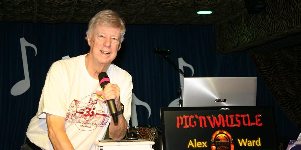 Alex Ward - Original Club Elvis DJ