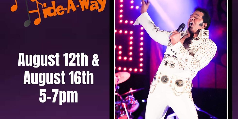 Robert Washington as Elvis!!!