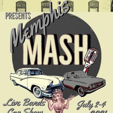 Memphis Mash Weekend Pass