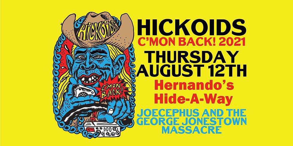 Hickoids with Joecephus and the George Jonestown Massacre