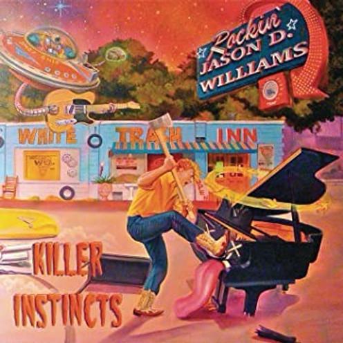 Jason D Williams