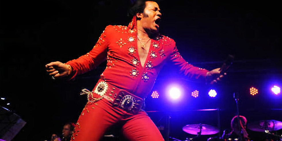Robert Washington : The Black Elvis