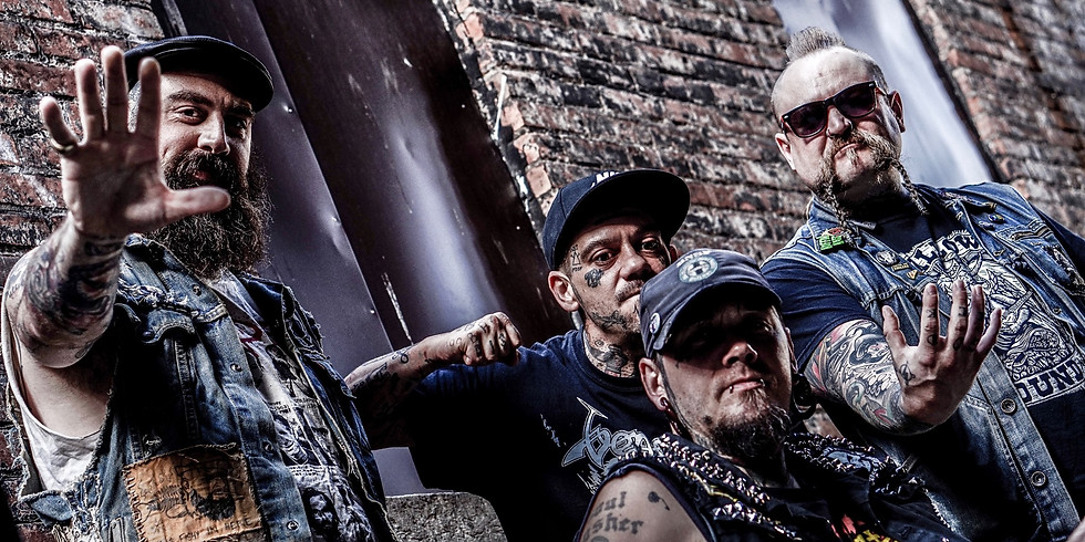 The Goddamn Gallows w/ Burn the Witch and Chris Hamlett