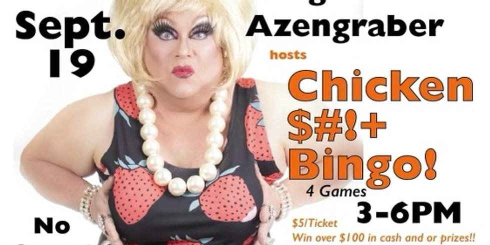Chicken $#!+ Bingo w/ Imagene Azengraber